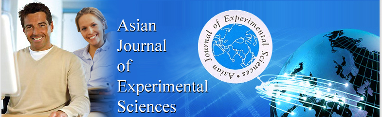 AJES Asian Journal of Experimental Sciences